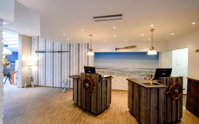 Dorint Hotel Alzey Rezeption / Empfang