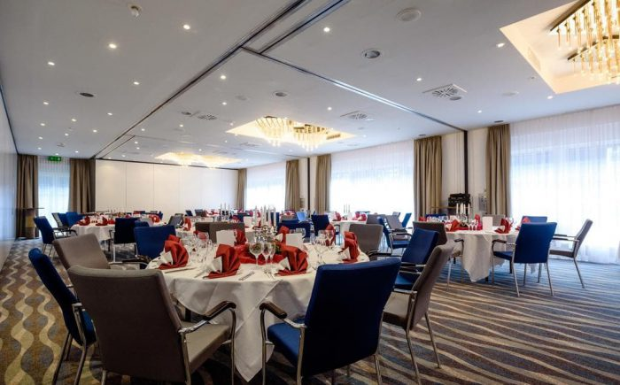 Dorint Hotel Alzey Saal für Veranstaltungen.