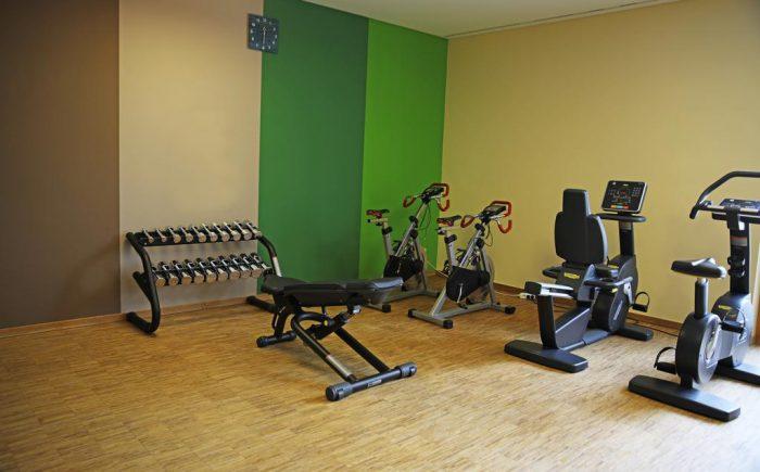 Landhotel Allgäuer Hof Fitness