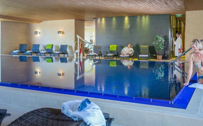 Landhotel Allgäuer Hof Pool