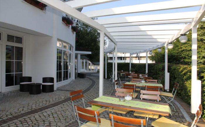Relexa Hotel Bad Salzdetfurth Aussenbereich