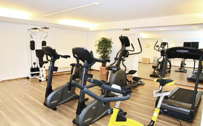Relexa Hotel Bad Salzdetfurth Fitnessraum