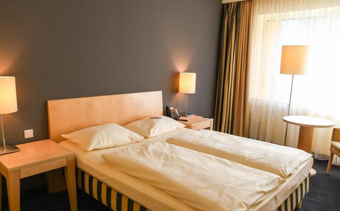 Hotel relexa Hotel Ratingen City Doppelzimmer