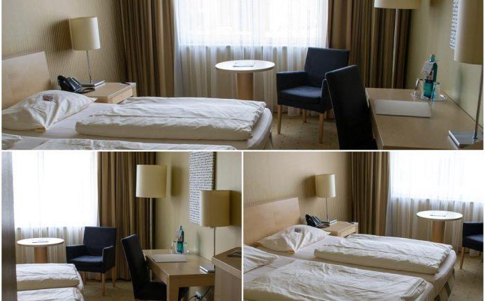 Hotel relexa Hotel Ratingen City Zimmer