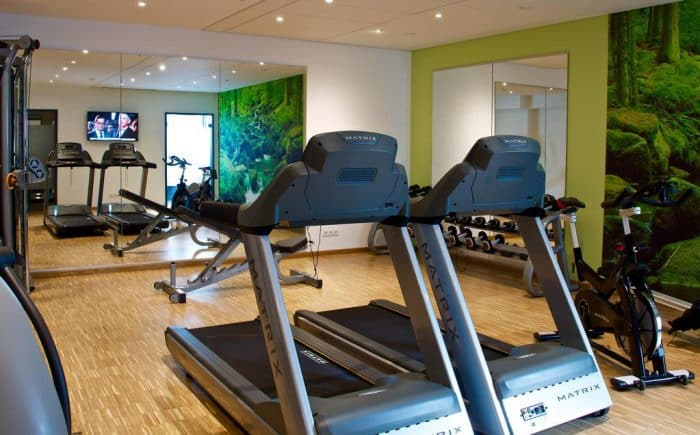 ARCADEON Fitness - Laufbaender