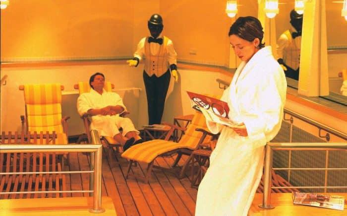 Hotel zur Post Sauna und Entspannung