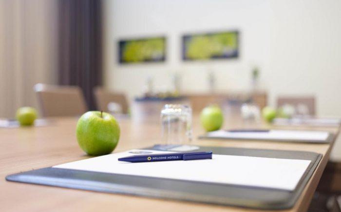 Welcome Hotel Darmstadt Tagungsunterlagen für eine erfolgreiche Tagung oder Seminare.