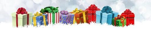 Wir planen Ihre Weihnachtsfeier - da dürfen auch die Geschenke nicht fehlen.