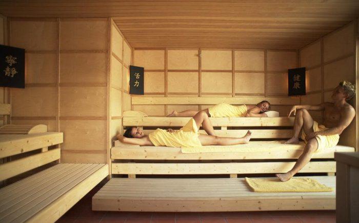 ESPERANTO Kongress- und Kulturzentrum genießen Sie nach einer langen Tagung die Sauna und den großen Spa Bereich.