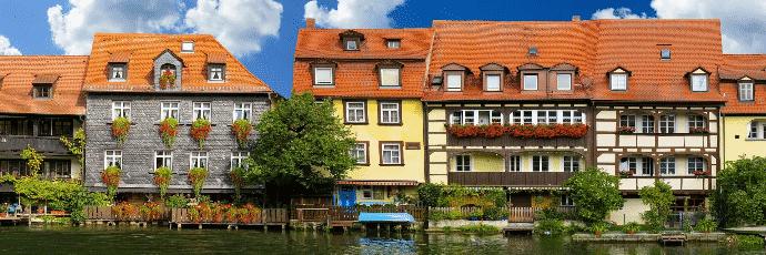 Bamberg Aussicht